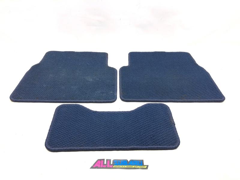 Коврики салона Subaru Impreza Wrx Sti GD 2000 задние (б/у)