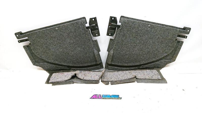 Обшивка багажника, коврик багажника Subaru Impreza Wrx Sti GDB EJ207 2005 (б/у)