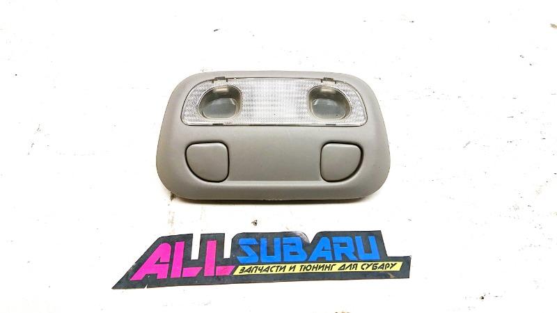 Плафон, подсветка салона Subaru Impreza Wrx Sti GDB EJ207 2006 передний (б/у)