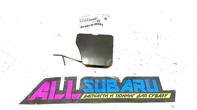 Накладка бампера, заглушка Subaru Forester SJ 2012 передняя