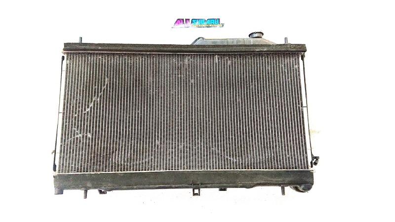 Радиатор охлаждения двигателя Subaru Legacy BP 2003 (б/у)