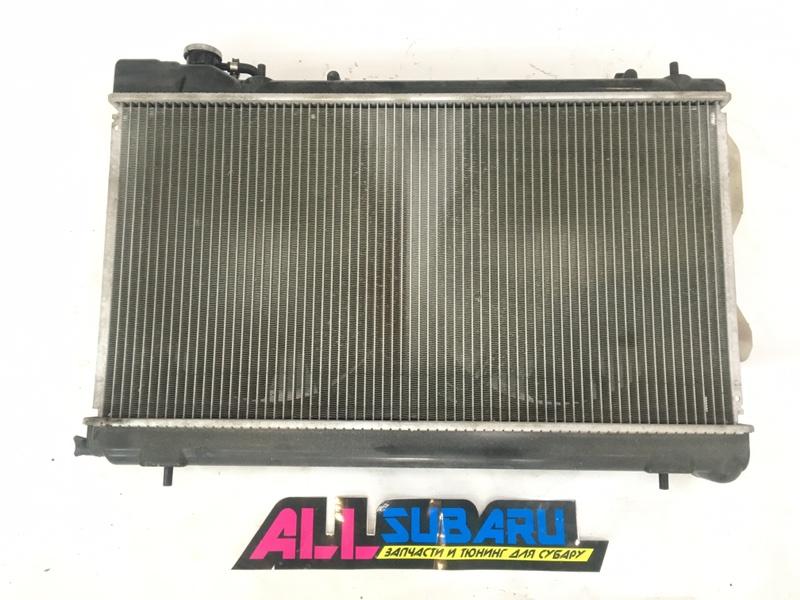 Радиатор охлаждения двигателя Subaru Forester SG EJ255 2006 (б/у)