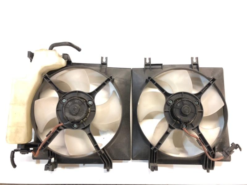 Вентилятор охлаждения двигателя Subaru Legacy BP9 2006 передний (б/у)