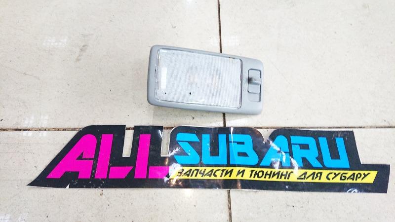 Плафон, подсветка салона Subaru Forester SG EJ255 2006 (б/у)