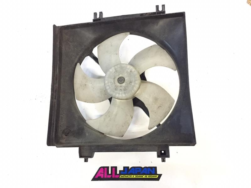 Вентилятор охлаждения двигателя Subaru Legacy BP5 2006 передний (б/у)
