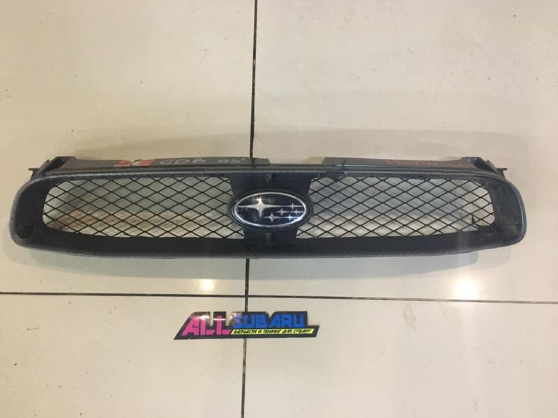 Решётка радиатора Subaru Impreza Wrx Sti GD 2003 (б/у)