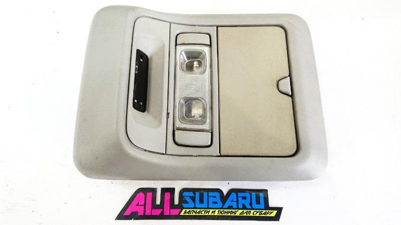 Плафон, подсветка салона Subaru Forester SF 1996 передний (б/у)