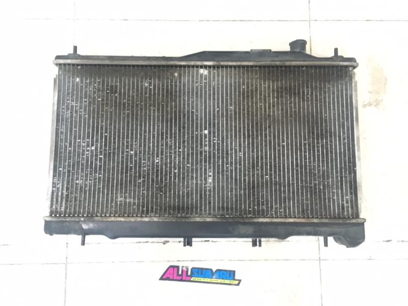 Радиатор охлаждения двигателя Subaru Legacy BL9 EJ25 2003 (б/у)