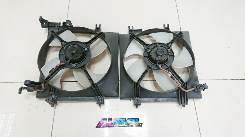 Вентилятор охлаждения двигателя Subaru Legacy BL 1996 (б/у)