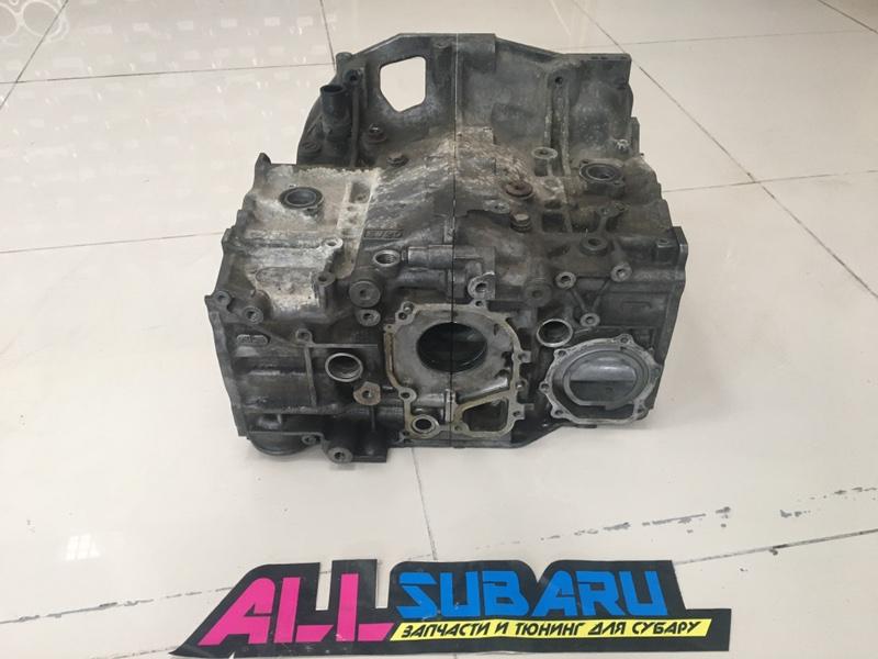 Блок цилиндров Subaru Impreza Wrx GD EJ205 2003 (б/у)