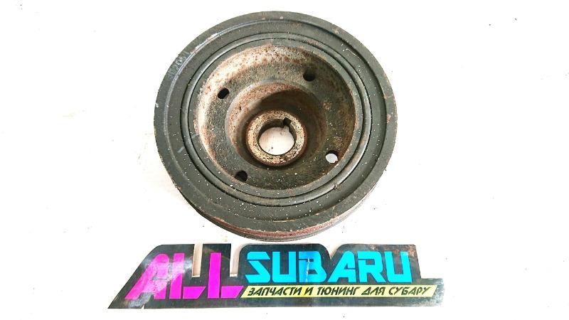 Шкив коленвала Subaru 1996 (б/у)