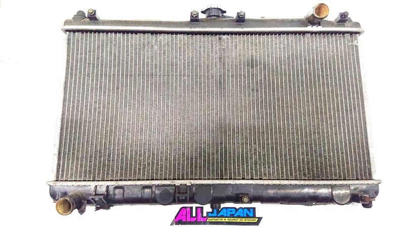 Радиатор охлаждения двигателя Mazda Roadster NB8C 1999 передний (б/у)