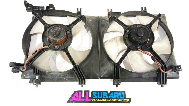 Вентилятор охлаждения двигателя Subaru Legacy BL 2003 (б/у)