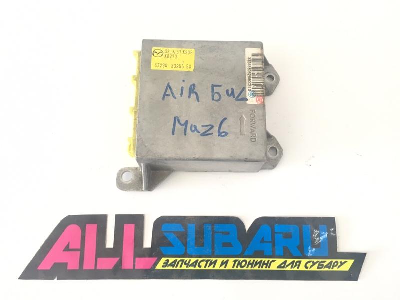 Блок управления airbag, srs Mazda 6 GG 2005 (б/у)