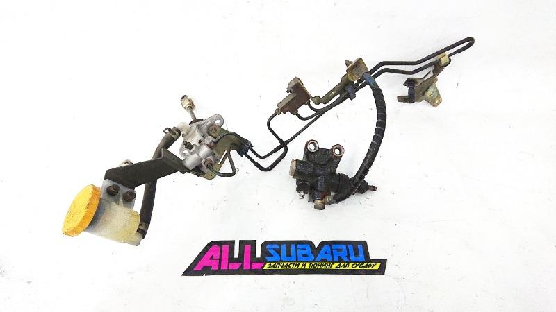 Сцепление, главный цилиндр Subaru Impreza Wrx Sti GDB EJ207 2005 (б/у)