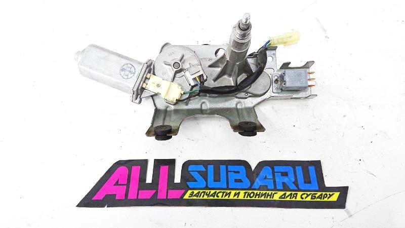 Моторчик заднего дворника Subaru Impreza Wrx Sti GDB EJ207 2005 (б/у)