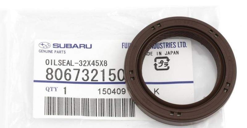Сальник распредвала Subaru Forester EJ201 передний