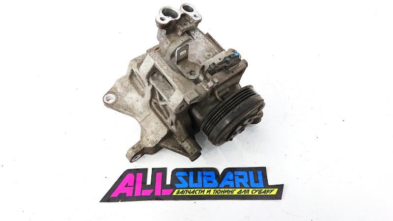 Компрессор кондиционера Subaru Impreza Wrx GH EJ20X 2008 (б/у)