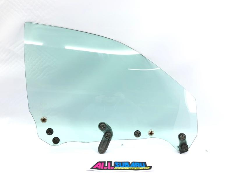 Стекло двери Subaru Impreza Wrx Sti GDB 2000 переднее правое (б/у)