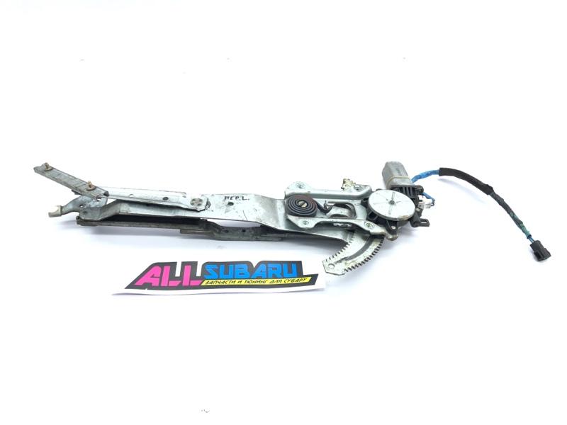 Моторчик стеклоподъемника Subaru Impreza Wrx Sti GDB 2000 передний левый (б/у)