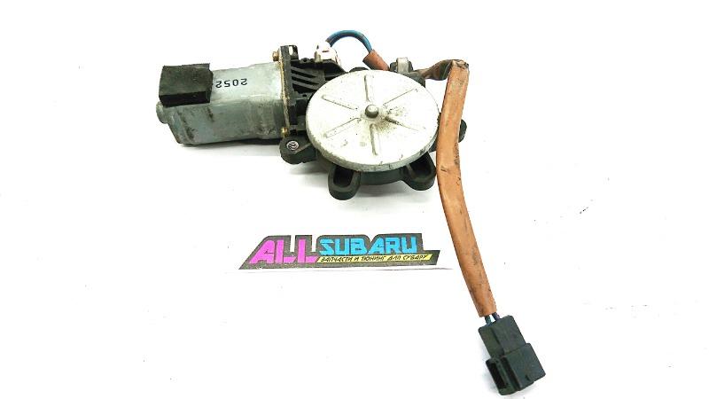 Моторчик стеклоподъемника Subaru Impreza Wrx Sti GD 2000 задний левый (б/у)