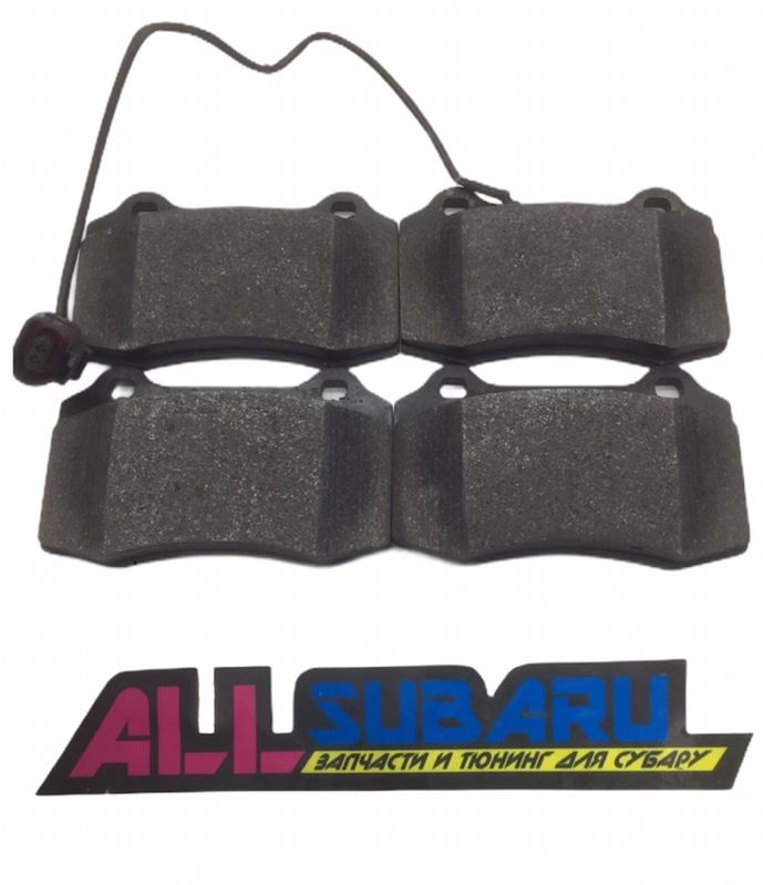 Тормозные колодки передние Seat Leon 2002