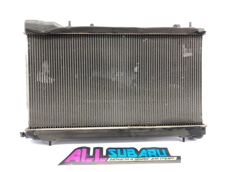 Радиатор охлаждения двигателя Subaru Forester SG9 EJ255 2004 (б/у)