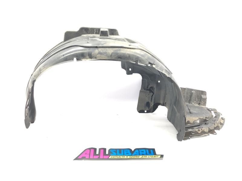 Подкрылок Subaru Forester SG9 EJ255 2004 передний правый (б/у)