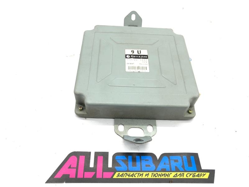 Блок управления двигателя, мозг Subaru Forester SG9 EJ255 2004 (б/у)