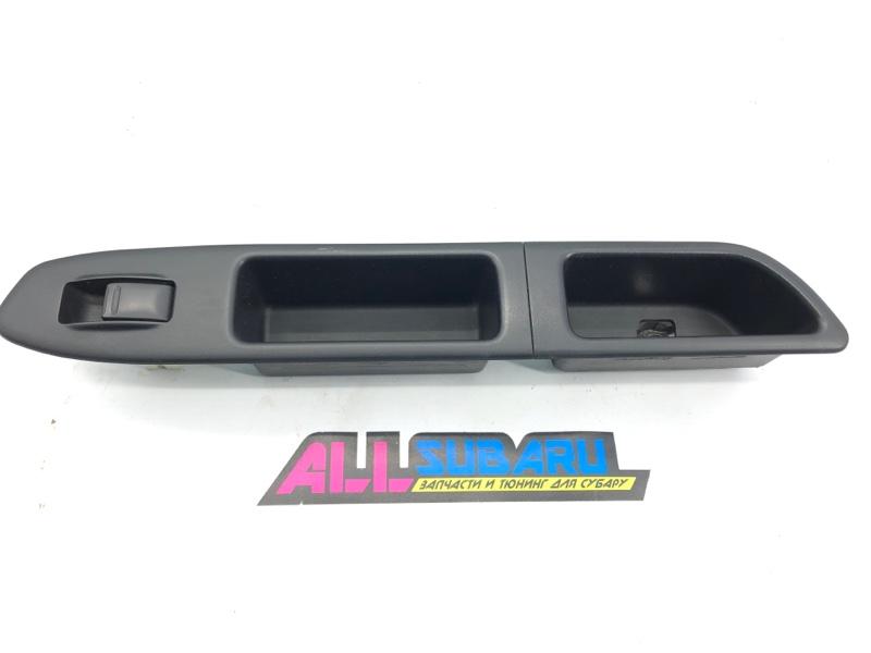 Блок управления стеклоподъемниками Subaru Forester SG9 EJ255 2004 передний левый (б/у)