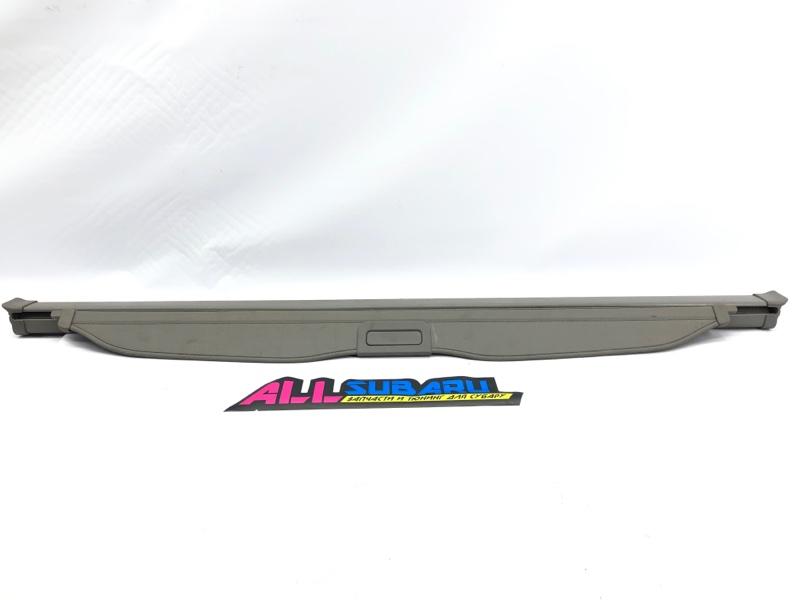 Шторка багажника Subaru Forester SG9 EJ255 2004 (б/у)