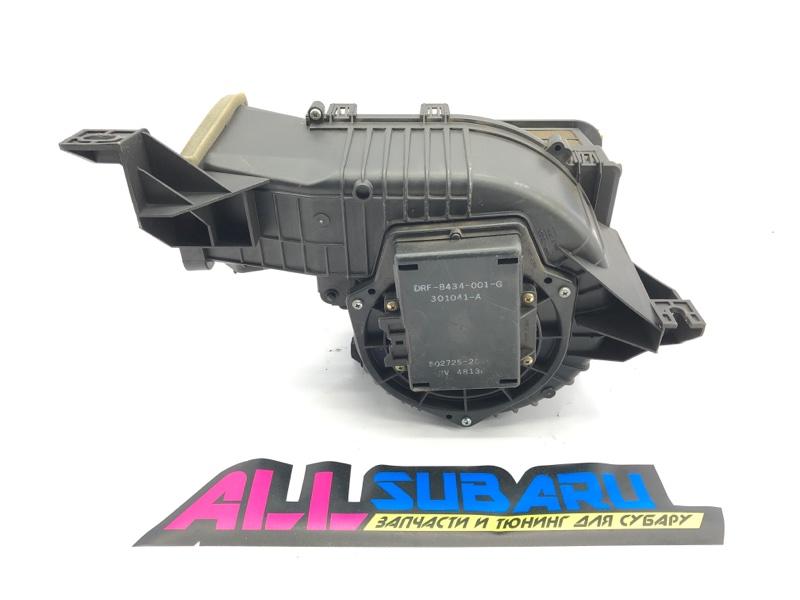 Моторчик печки Subaru Forester SG9 EJ255 2004 передний (б/у)