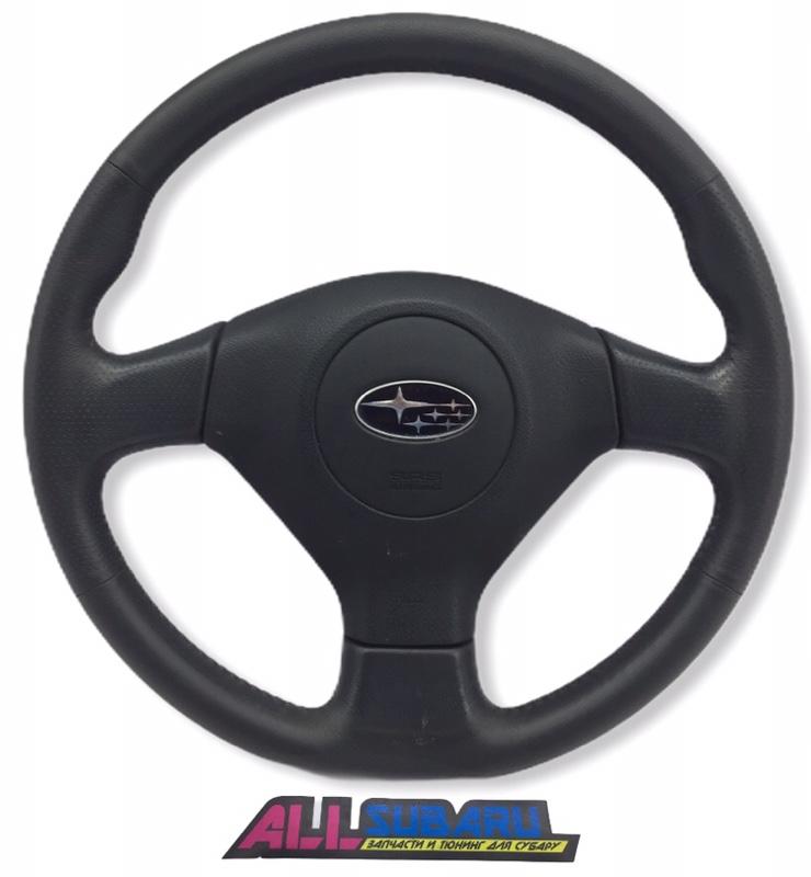 Руль Subaru Impreza Wrx GGA EJ205 2006 (б/у)