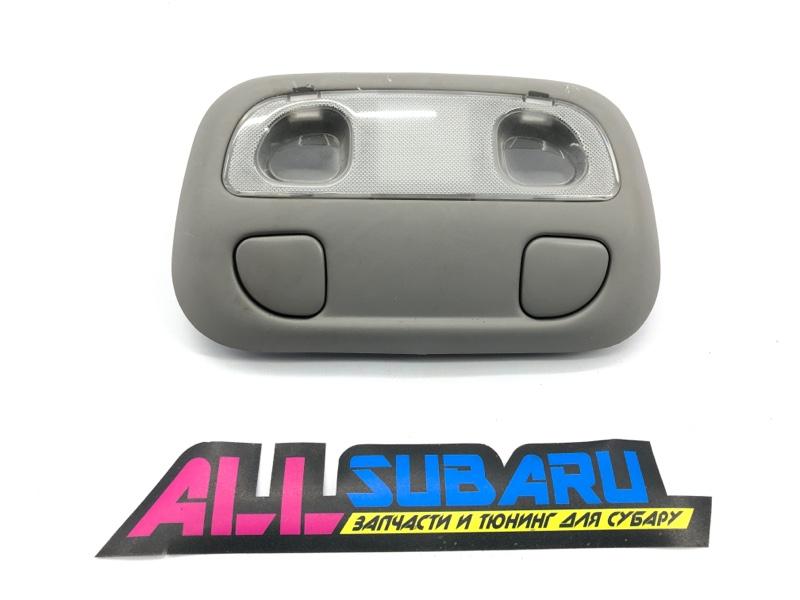 Плафон, подсветка салона Subaru Impreza Wrx GGA EJ205 2006 передний (б/у)