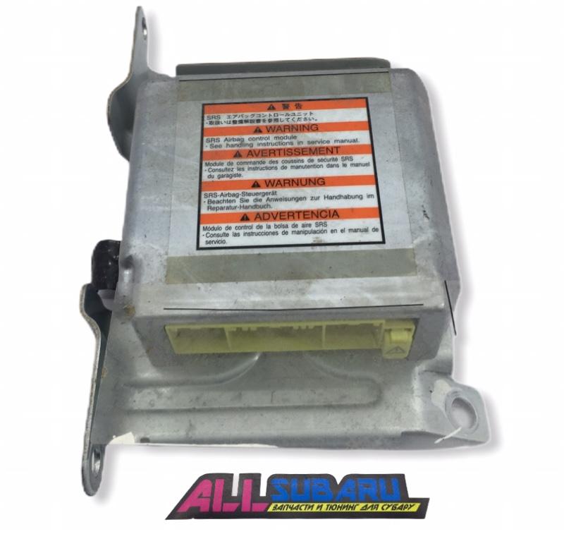 Блок управления airbag, srs Subaru Impreza Wrx GGA EJ205 2006 (б/у)