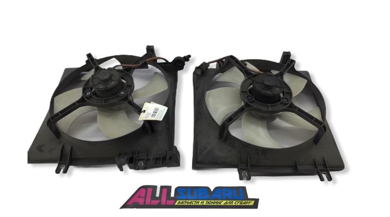 Вентилятор охлаждения двигателя Subaru Legacy BP 2006 (б/у)