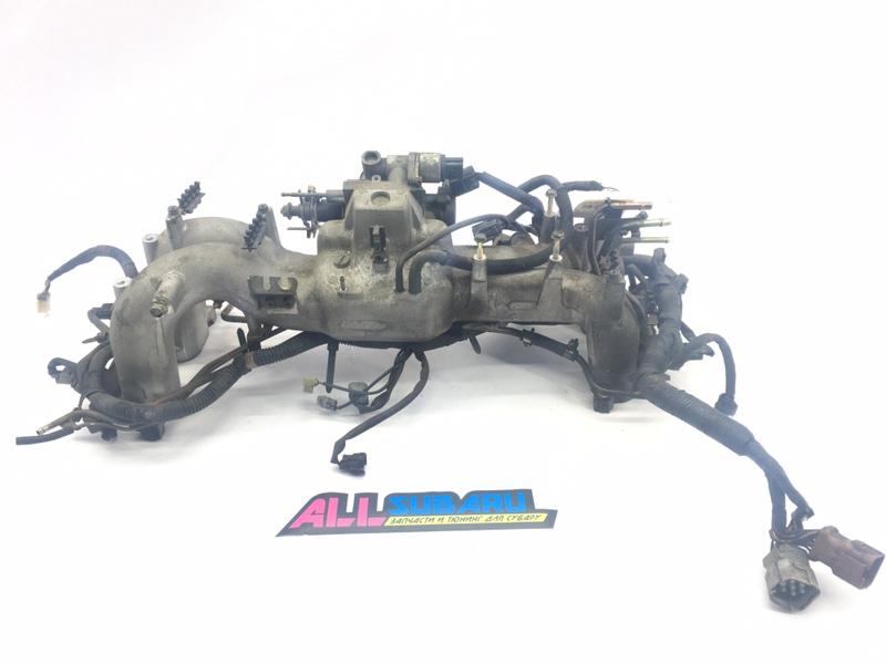 Впускной коллектор Subaru Forester SF EJ205 1998 (б/у)