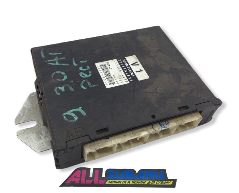 Блок управления двигателя, мозг Subaru Outback BPE EZ30 2006 (б/у)