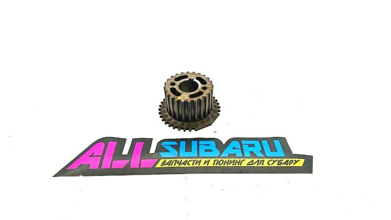 Шкив коленвала Subaru Impreza Wrx Sti GDB EJ207 2000 (б/у)