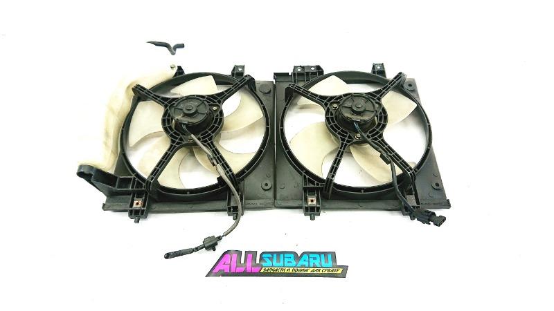 Вентилятор охлаждения двигателя Subaru Legacy BE 1998 (б/у)