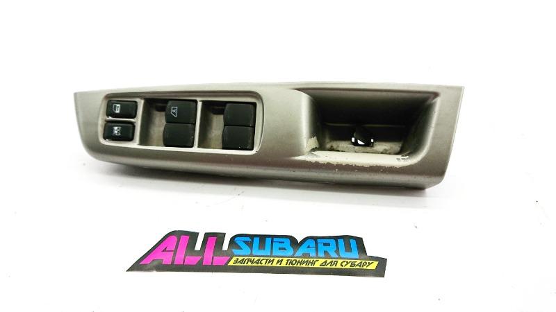 Блок управления стеклоподъемниками Subaru Forester SH 2008 передний правый (б/у)