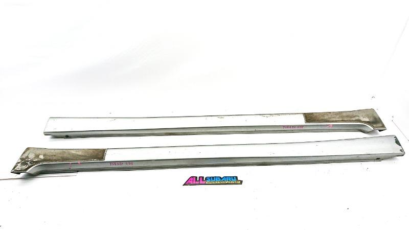 Порог, накладка Subaru Forester SG 2002 (б/у)