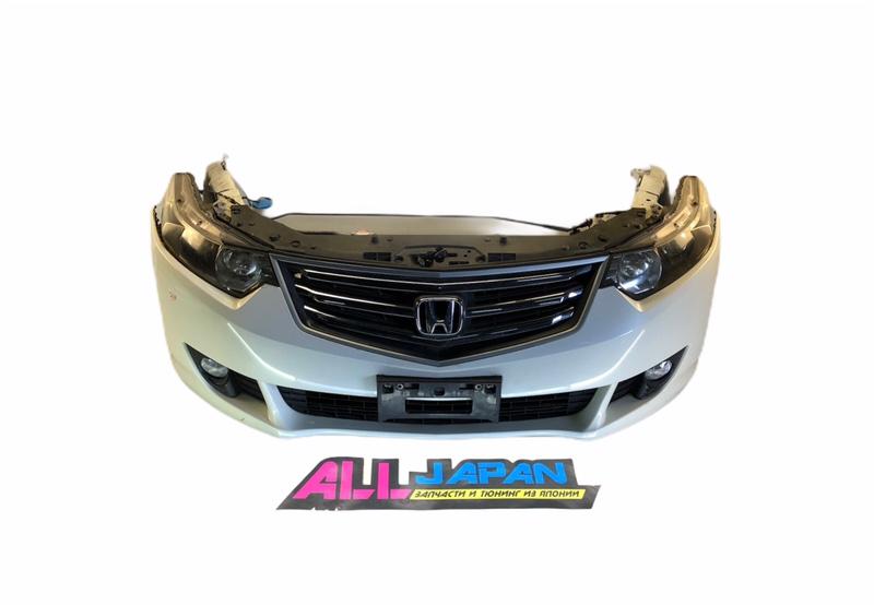 Ноускат, nose cut Honda Accord 8 CU2 2008 передний (б/у)