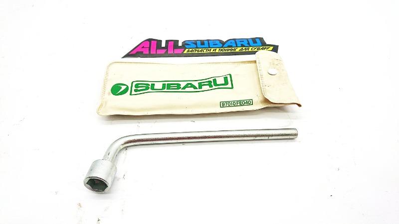 Ключ баллонный subaru Subaru Impreza Wrx Sti GDB EJ207 2006 (б/у)