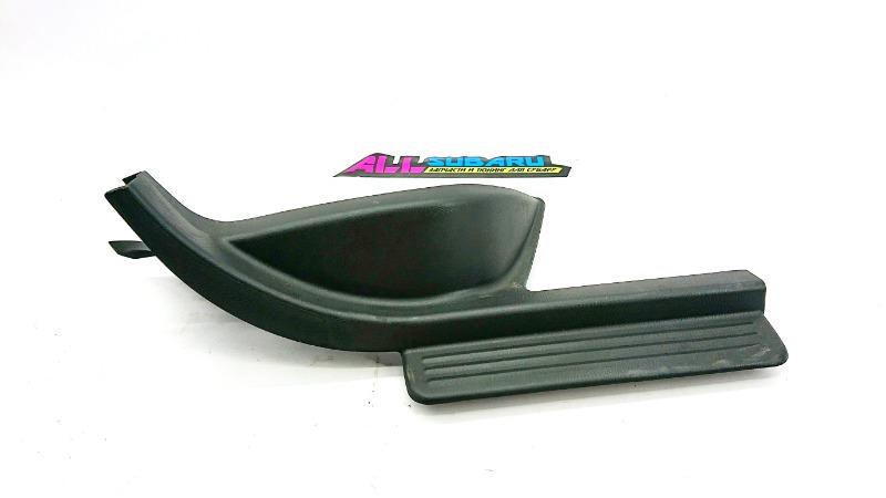 Накладка порога в салоне Subaru Impreza Wrx Sti GDB EJ207 2006 задняя правая (б/у)