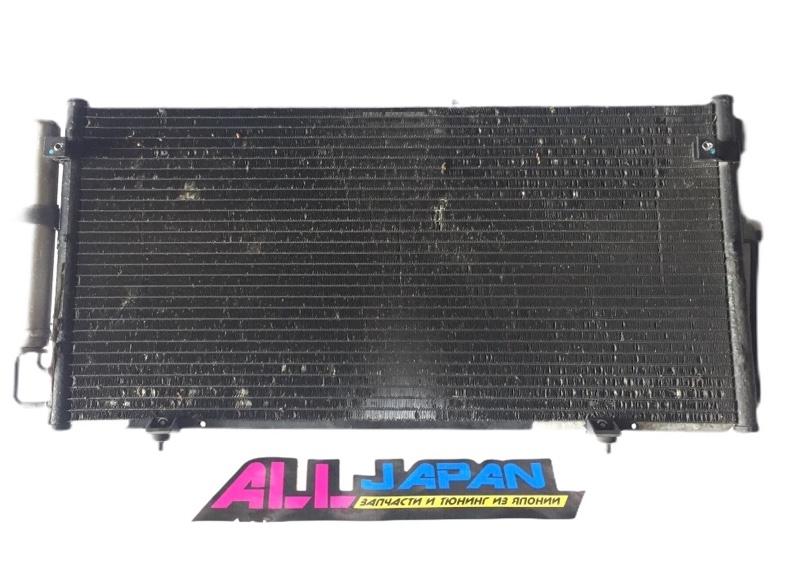 Радиатор кондиционера Subaru Impreza Wrx GGA 2003 передний (б/у)