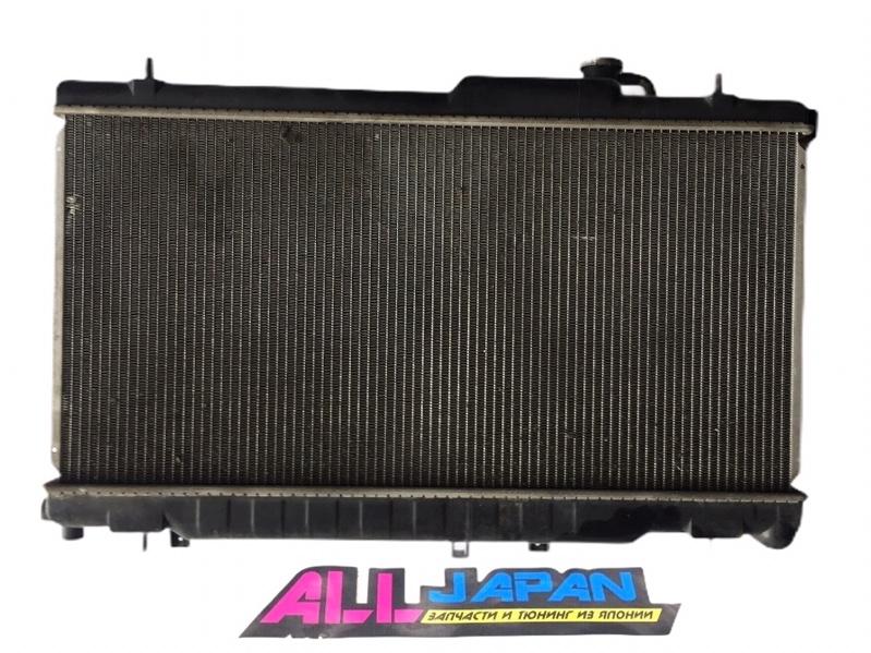 Радиатор охлаждения двигателя Subaru Impreza Wrx GGA 2003 передний (б/у)