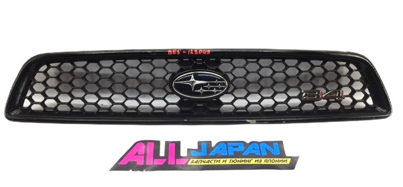 Решётка радиатора Subaru Legacy BE 1998 передняя (б/у)