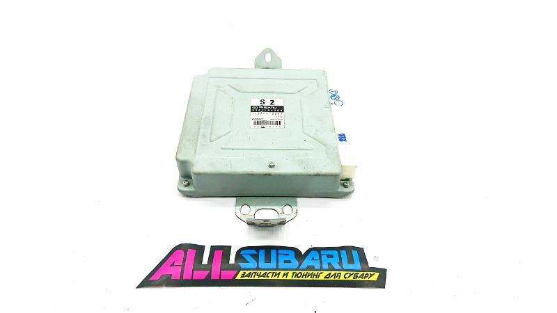 Блок управления двигателя, мозг Subaru Impreza Wrx Sti GDB EJ207 2006 (б/у)