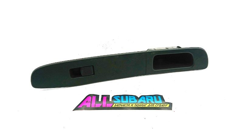 Блок управления стеклоподъемниками Subaru Impreza Wrx Sti GDB EJ207 2006 передний левый (б/у)